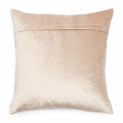 Embroidered pillow cover 50x50