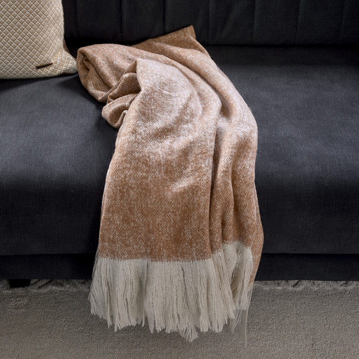 Le voyage nomade throw 180x130