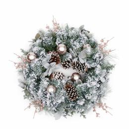 Merry everything wreath 60cm