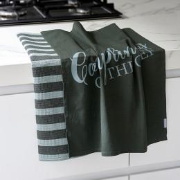 Compliments tea towel 2 pcs
