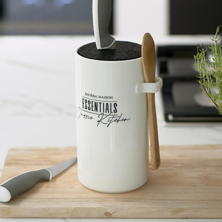 Classic kitchen knife holder