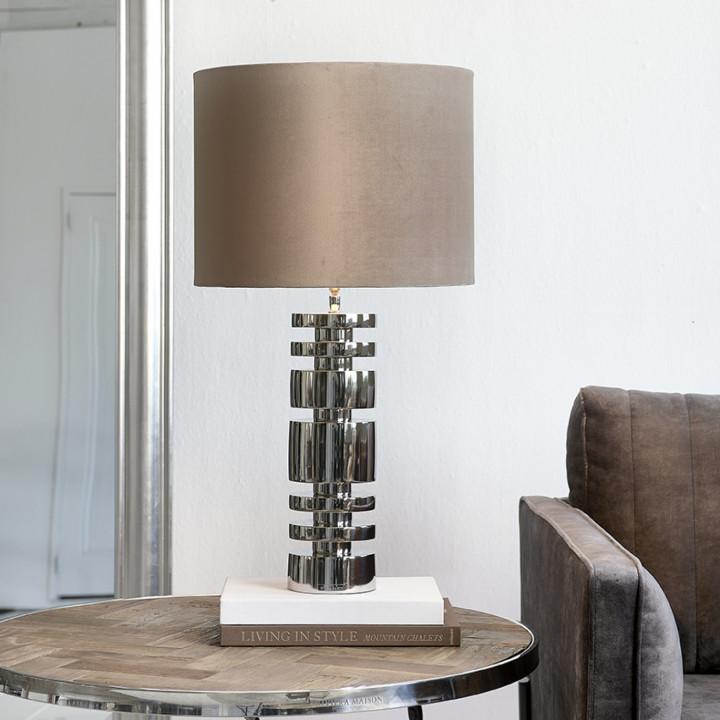 Impasto lamp base m