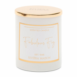 Rm fabulous fig scented candle