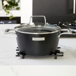 Buon appetito casserole pan wth lid