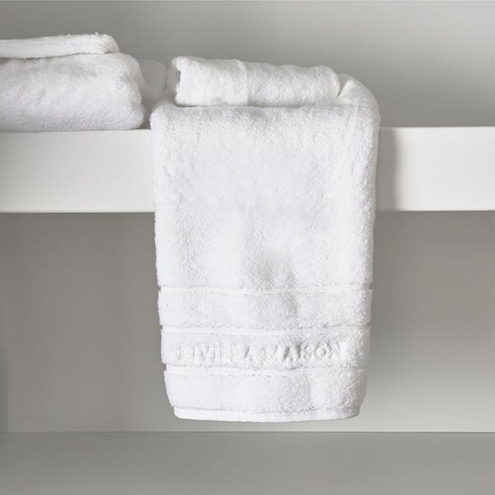 Rm hotel towel white 100x50