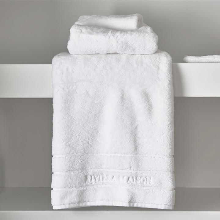 Rm hotel towel white 140x70