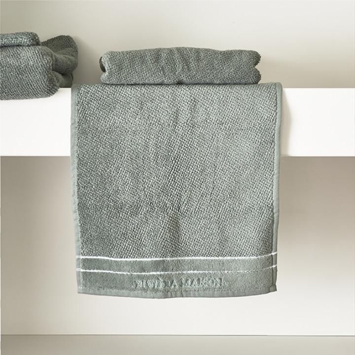 Rm elegant guest towel moss 50x30