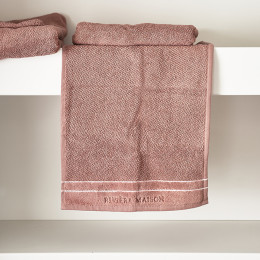 Rm elegant guest towel plum 50x30