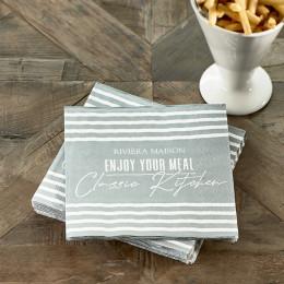 Paper napkin classic kitchen