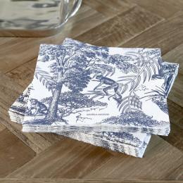 Paper napkin joie de vivre