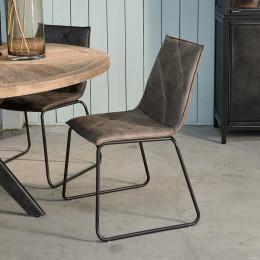 Venice park stackable chair set 2 pellini coffee