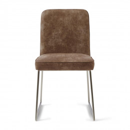 Clubhouse diningchair pell coffee