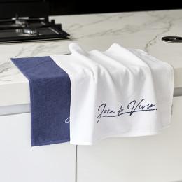 Joie de vivre kitchen towel 2 pcs