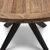 Falcon crest dining table dia 150