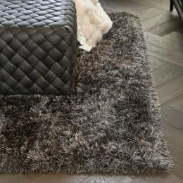 Cecil carpet black 230x160