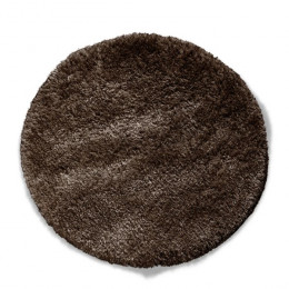 Cecil carpet black dia 200