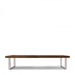 Washington dining table extendable 230 290 350x100 cm