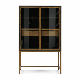Cape house bar cabinet