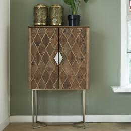 Camarillo bar cabinet