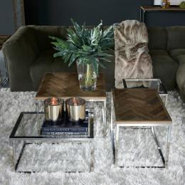 Bushwick 4 piece coffee table set