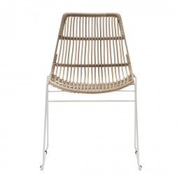 Outdoor la marina stacking chair