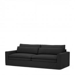 Continental sofa 3 5s bsblack