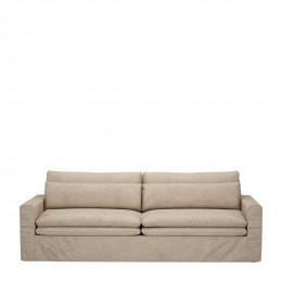 Continental sofa 3 5s natural