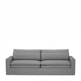 Continental sofa 3 5s grey