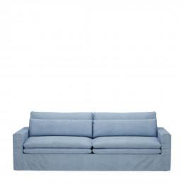 Continental sofa 3 5s ice blue