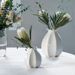 Poppy flower vase small
