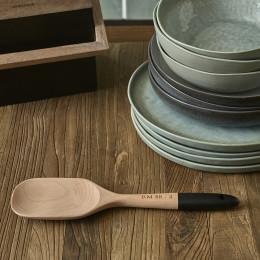 Perfect chef spoon