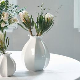 Poppy flower vase medium