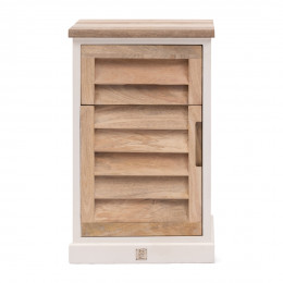 Pacifica bed cabinet right