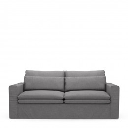 Continental sofa 2 5s stgrey