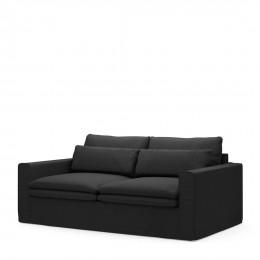 Continental sofa 2 5s bsblack