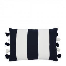Yacht club stripe pillow cover 65x45cm