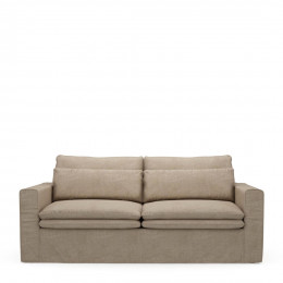 Continental sofa 2 5s natural