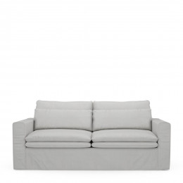 Continental sofa 2 5s ash grey