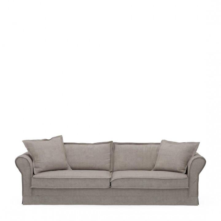 Carlton sofa 3 5s cotton stone