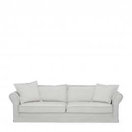 Carlton sofa 3 5s cotton ashgrey