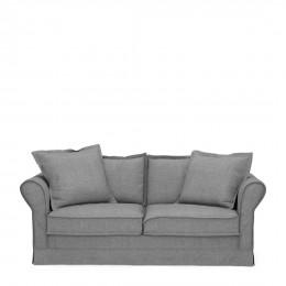 Carlton sofa 2 5s cotton grey