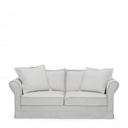 Carlton sofa 2 5s cotton ashgrey