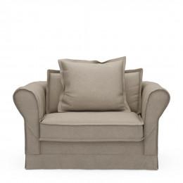 Carlton love seat anvflax