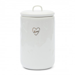 Food lovers storage jar l