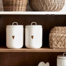 Food lovers storage jar m