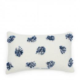 Beach club pompom pillow cover 50x30cm