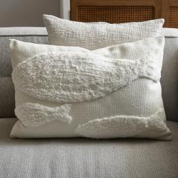 Fancy fish pillow cover 65x45cm