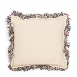 Rhythm blues weave pillow cover 50x50cm