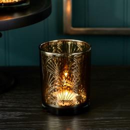 Enchanting garden votive meduim
