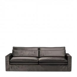 Continental sofa 3 5s vel grigrey